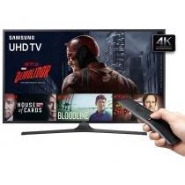 Smart Tv Led 60 polegadas Ultra HD 4k com Usb Hdmi Wi-Fi integrado - Samsung - SAMSUNG AUDIO E VIDEO