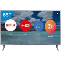 "Smart TV LED 65"" Panasonic 4K/Ultra HD TC-65EX750B - Wi-Fi 4 HDMI 3 USB"