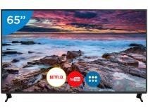 "Smart TV LED 65"" Panasonic 4K/Ultra HD - TC-65FX600B Conversor Digital 3 HDMI 3 USB"