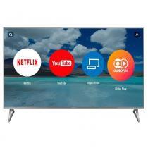 "Smart TV LED 65"" Panasonic TC-65EX750B 4K Ultra HD HDR, Wi-Fi 3 USB, 4 HDMI -"