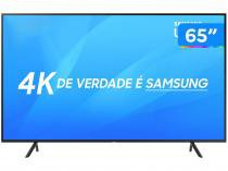 "Smart TV LED 65"" Samsung 4K/Ultra HD NU7100 - Tizen Conversor Digital Wi-Fi 3 HDMI 2 USB DLNA"