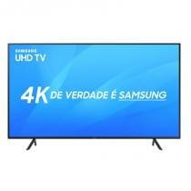 "Smart TV LED 65"" UHD 4K Samsung NU7100 2018, Visual Livre de Cabos, HDR Premium, Tizen, Wi-Fi 3 HDMI -"