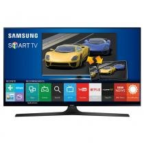 Smart TV LED 75 Samsung UN75J6300 Flat Full HD Series 6 - Wi-Fi, HDMI, USB - Samsung