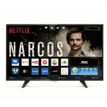 Smart TV Led Full HD AOC 43 Polegadas 2 USB 3 HDMI LE43S5970 -