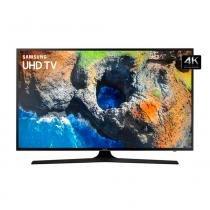 Smart TV LED Samsung 55 Polegadas 4K Ultra HD Wi-Fi 3 HDMI 2 USB UN55MU6100 -
