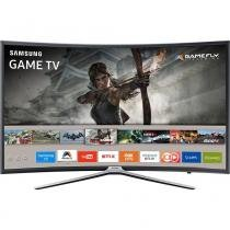 Smart TV LED Tela Curva 40 Samsung 40K6500 Full HD 3 HDMI 2 USB -