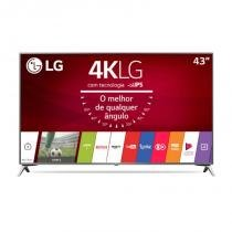 "Smart tv lg ultra hd 43"" painel ips 4k com webos 3.5, hdr e magic mobile connection - Lg"