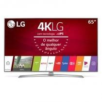 "Smart TV LG Ultra HD 65"" Painel IPS 4K com HDR, Upscaler 4K, WebOS 3.5 e Magic Mobile Connection -"