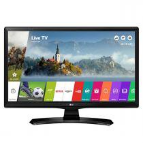 "Smart TV Monitor LED 24"" HD LG 24MT49S-PS com Wi-Fi -"