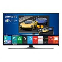 Smart TV Samsung LED 40 Pol UN40J5500 Preto Full HD Conversor Digital 3 HDMI 2 USB Wi-Fi 120Hz - Samsung