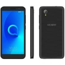 "Smartphone Alcatel 1 8GB Preto 4G Quad Core - 1GB RAM Tela 5"" Câm. 8MP + Selfie 5MP Dual Chip"