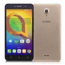 Smartphone Alcatel A2 Xl HD Dourado Tela 6 Memoria 16GB Câmeras Com Flash 13MP+ 8MP -