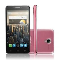 Smartphone Alcatel One Touch Idol Rosa -