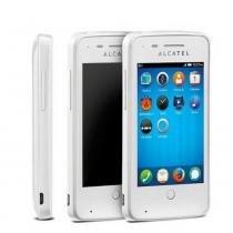 "Smartphone Alcatel OT 4012A, 3G, Câm 3.2M, Tela 3.5"", Mp3, Rádio FM, Wi-Fi Branco -"