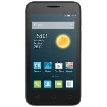 "Smartphone Alcatel Pixi 3 Dual Chip 3G - Android 4.4 Câm. 8MP Tela 4"" Proc. Dual Core"