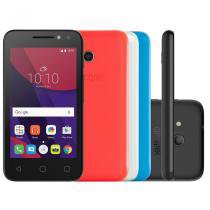 Smartphone Alcatel Pixi 4 One Touch 4034 Tela 4 Android Quad-Core Dual Chip -