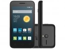 """Smartphone Alcatel PIXI3 3,5 4GB Preto Dual Chip - 3G Câm. 5MP Tela 3,5"""" Proc. Dual Core Desbl. Claro"""