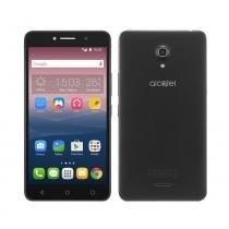 """Smartphone Alcatel PIXI4 6"""" Preto, Dual Chip, Tela 6, 3G+WiFi, Android 5.1, 13MP, 8GB -"""