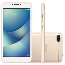 Smartphone Asus ZC554 Zenfone 4 Max Dourado 16GB -