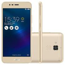 Smartphone Asus ZenFone 3 Max 16GB Gold - Dual Chip 4G Câm. 13MP + Selfie 5MP Tela 5.2""