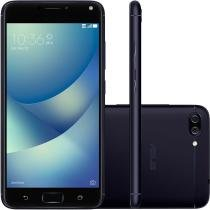 Smartphone ASUS ZenFone 4 Max 16GB Dual Chip 4G 5,5 Câmera 13MP + 5MP Frontal 8MP Android 7 Preto -