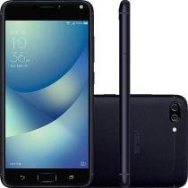 Smartphone Asus Zenfone 4 Max Dual Chip Android 7 Tela 5.5 32GB 4G Dual Cam 13+5 MP - Preto -