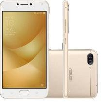 "Smartphone Asus Zenfone 4 Max Dual Chip Android 7 Tela 5.5"" Snapdragon 16GB 4G Câmera Dual Traseira -"
