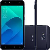 Smartphone ASUS ZenFone 4 Selfie 32GB 5,5 Câmera 16MP Câmera Frontal Dual 20MP + 8MP 7.0 Preto -