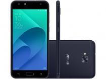 Smartphone Asus ZenFone 4 Selfie 64GB Preto - Dual Chip 4G Câm. 16MP + Selfie 20MP e 8MP