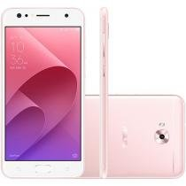 Smartphone Asus ZenFone 4 Selfie 64GB Rose - Dual Chip 4G Câm. 16MP + Selfie 20MP e 8MP