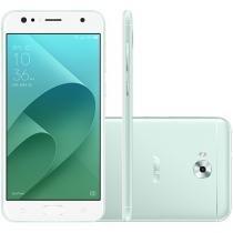Smartphone Asus ZenFone 4 Selfie 64GB Verde - Dual Chip 4G Câm. 16MP + Selfie 20MP e 8MP