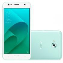 """Smartphone Asus Zenfone 4 Selfie, Verde, ZD553KL, Tela de 5.5"""", 64GB, 16MP -"""