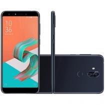 """Smartphone Asus Zenfone 5 Selfie Pro 128GB Preto - 4GB RAM Tela 6"""" Câm 16MP+8MP + Selfie 20MP+8MP"""