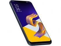 "Smartphone Asus Zenfone 5Z 128GB Preto 4G - 6GB RAM Tela 6,2"" Câm. Dupla + Câm. Selfie 8MP"