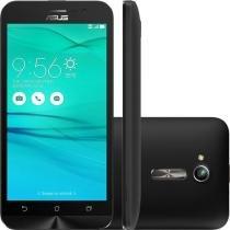 "Smartphone Asus Zenfone Go Android 5.1 Tela 5"" 8gb 3g Camera 8mp, Preto - ZB500KG-1A002BR -"