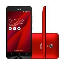 Smartphone Asus Zenfone Go Dual Vermelho -