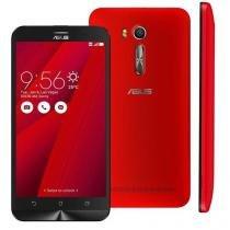 """Smartphone Asus Zenfone Go Live DTV ZB551KL Vermelho 16GB, Tela 5.5"""" - ZB551KL-DTV-1C015BR -"""