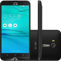 "Smartphone ASUS Zenfone Go Live Dual Chip Android Tela 5.5"" Qualcomm Snapdragon MSM8928 16GB 4G Câme -"