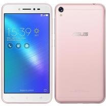 """Smartphone Asus Zenfone Live, Dual Chip, Rosa, Tela 5"""", 4G+WiFi, Android 6.0, 5MP, 16GB -"""