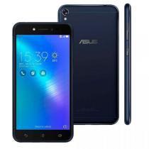 """Smartphone Asus Zenfone Live, Preto, ZB501KL, Tela de 5"""", 32GB, 13MP -"""