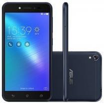 "Smartphone Asus Zenfone Live TV - Tela 5"" IPS HD, 16GB, Dual Chip, 4G, Câmera 13MP - Preto - ZB501KL -"