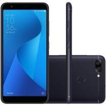 Smartphone Asus ZenFone Max Plus 32GB Preto - Dual Chip 4G Câm. 16MP e 8MP + Selfie 8MP Flash
