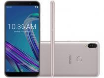 """Smartphone Asus ZenFone Max Pro (M1) 32GB Prata 4G - 3GB RAM Tela 6"""" Câm. 13MP + 5MP + Selfie 8MP"""