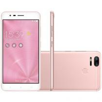 Smartphone Asus Zenfone Zoom S 64GB Rose Gold - Dual Chip 4G Câm. 12MP e 12MP + Selfie 13MP