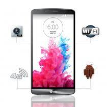 Smartphone desbloqueado lg g3 d855 -