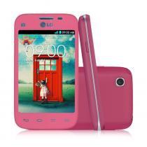 Smartphone desbloqueado lg optimus l40 d175 dual tv -