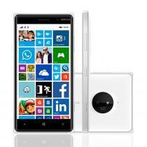 Smartphone Desbloqueado Nokia Lumia 830 Branco -