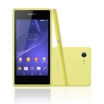 Smartphone Desbloqueado Sony E3 Verde -