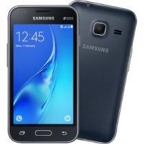 "Smartphone Galaxy J1 Mini Dual Chip Tela 4"" 8GB 3G Preto - Samsung - Samsung"
