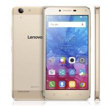 Smartphone Lenovo Vibe K5 5 Pol Dourado Dual Chip Android 16GB 4G 13MP - Lenovo